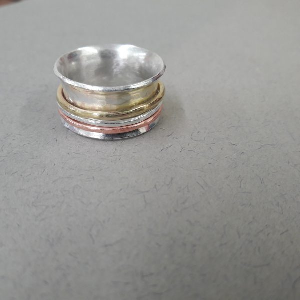 Make a Spinner Ring Saturday Workshop