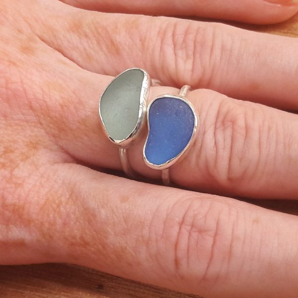 Make a Sea Glass Ring 2 Day Weekend Workshop - Jan