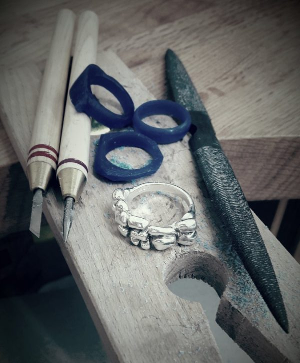 Carving & Casting Rings - Feb 22nd