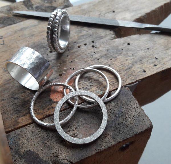 Monday Evening Jewellery Class - Spring Term 2020